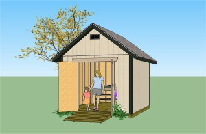 paypal learn more about this shed 10 x10 gable shed
