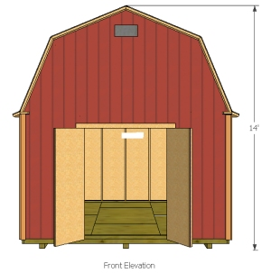 barn and storage building plans