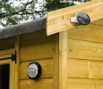 solar shed light from readyshed.com