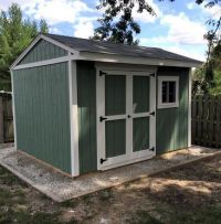 12x10 saltbox shed plans