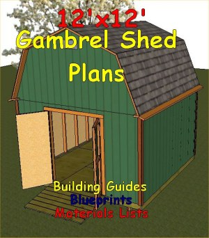 how to build a barn style shed roof