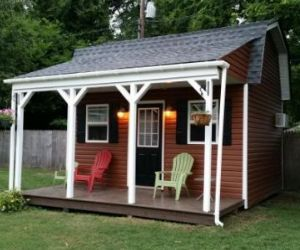 Porch Construction Costs
