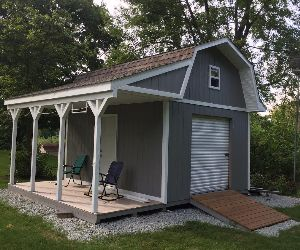 12x16 barn shed plans makes a super storage shed