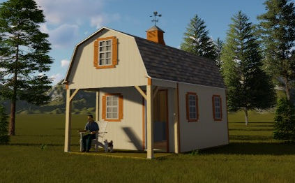 Plans for Building Shed Homes