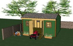 garden shed plans