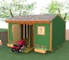 16x12 garden shed plans