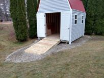 Jasons 10x12 shed