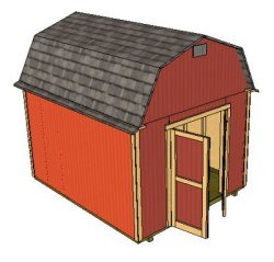 Oekologische Kleinhaeuser Bauen Und Einrichten moreover 478327 also Shed Truss Plans additionally Landscape Your Shed In 5 Easy Steps as well Home Cabins. on blueprints for 10x12 storage shed with loft