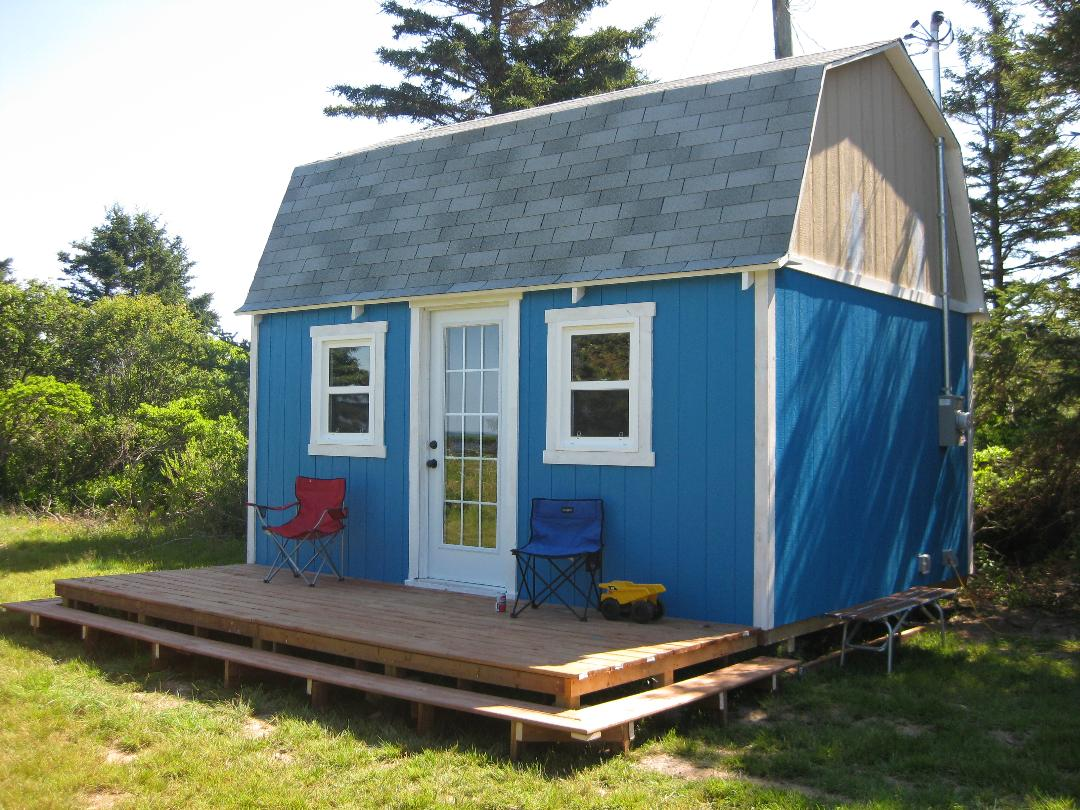 12x16 shed house plans