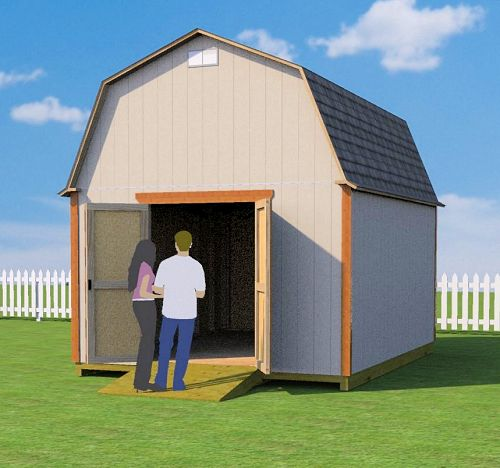 Walk thru these shed designs