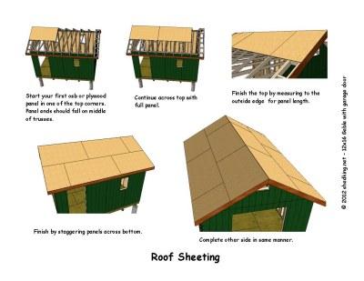build shed plans