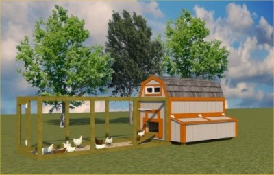 plans for building a 4x8 chicken coop