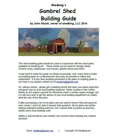 Detailed Building Guides Included