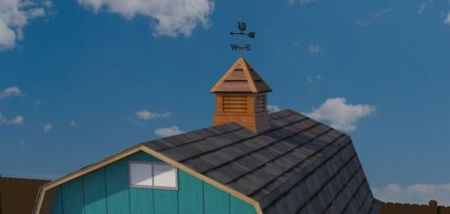 cupola plans for your shed