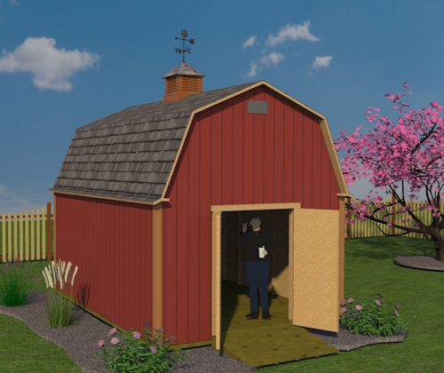 Free cupola plans for your neat shed for Free cupola plans