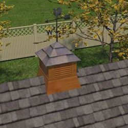 Free cupola plans come with your 10x10 barn shed plans purchase.