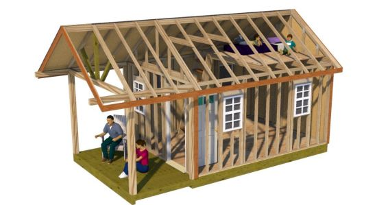 Guidelines For Framing A Shed