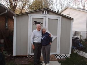 10x12 gable shed designs