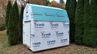 tyvek membrane a great idea