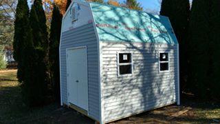 shed siding