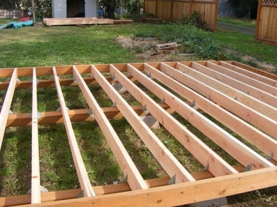 2x6 Floor Joists 12