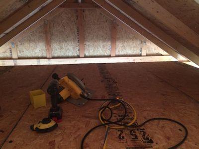 my shed loft