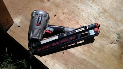 a good shed building tool framing nailer