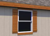 adding windows to your shed
