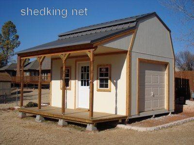 Storage Shed Building Plans 2020