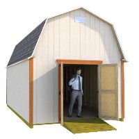 shed plans for building a 12x20 barn shed