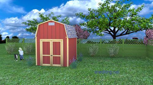 small barn plans