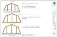 end truss construction