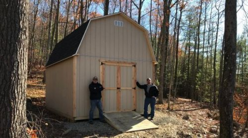 Barn shed building guide