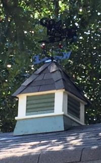 Keith's neat cupola