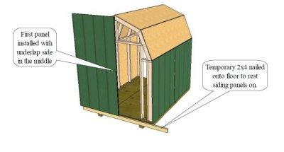 building guide detail