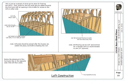how to build a shed using my easy to follow shed plans