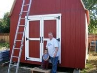 Rods 12x16 Barn Shed