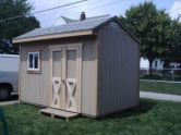 Plans for saltbox sheds