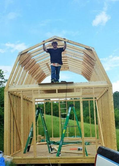 how to build a loft in my shed